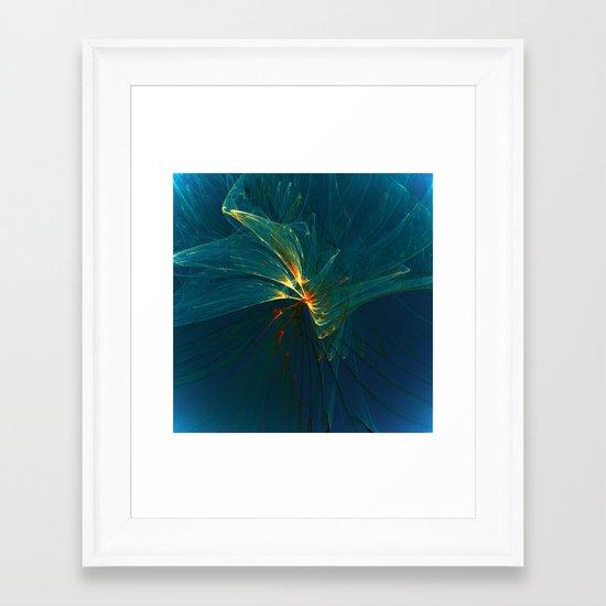 Lightness Framed Art Print