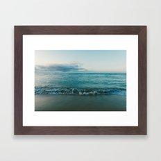 vctn 02 Framed Art Print