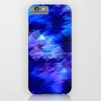 Anemone Wave Pixel iPhone 6 Slim Case