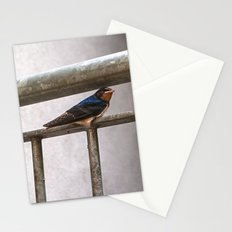 One Swallow Doesn't Make a Summer Stationery Cards