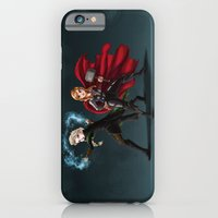 iPhone & iPod Case featuring Thunder and Frost by Brianna
