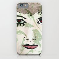 iPhone & iPod Case featuring Took My Hands Off of Your Eyes Too Soon by Jacob Clark
