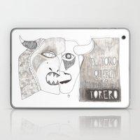 El Toro Que Quería Ser … Laptop & iPad Skin