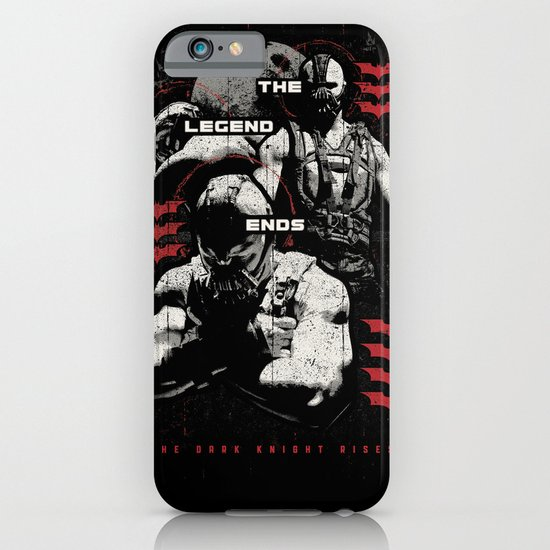 In Ashes iPhone & iPod Case