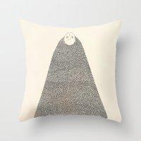 † † Throw Pillow