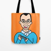 Buster Bluth Tote Bag