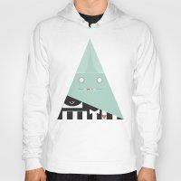 elegantes Dreieck Hoody