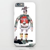 iPhone & iPod Case featuring knight by swinx