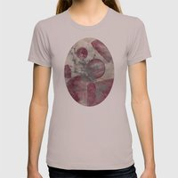 spaces Womens Fitted Tee Cinder SMALL