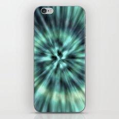 TIE DYE II iPhone & iPod Skin