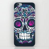 Calavera IV iPhone & iPod Skin