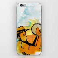 El Plenero iPhone & iPod Skin
