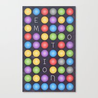 Inside Out Canvas Print