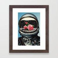Spring Crop At The Rosse… Framed Art Print