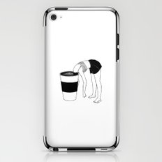 Coffee, First iPhone & iPod Skin