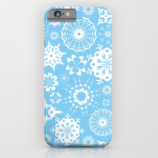 Azul iPhone & iPod Case