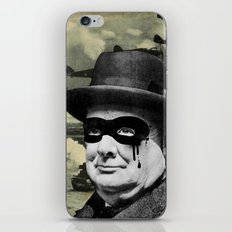 Churchill iPhone & iPod Skin