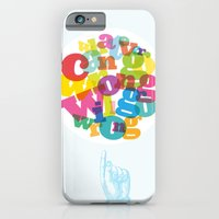 Whatever Can Go Wrong Wi… iPhone 6 Slim Case
