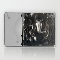 Ganesha Black & White Laptop & iPad Skin