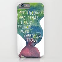 Thoughts Are Constellations iPhone 6 Slim Case