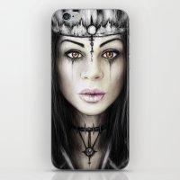 Keeper Of Dreams iPhone & iPod Skin