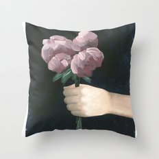 I Picked You Something Throw Pillow