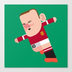 WR10 Mini | The Red Devils Canvas Print