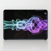 Smoke Photography #5 iPad Case