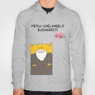 Meow-chelangelo Buonarro… Hoody