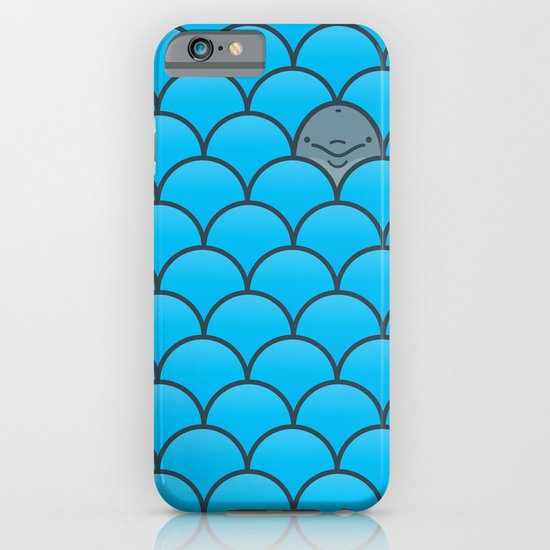The Last Dolphin iPhone & iPod Case