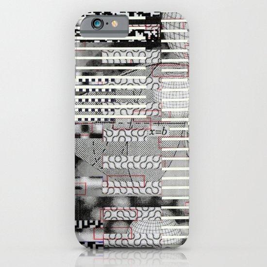 Vulnerability Commerce (P/D3 Glitch Collage Studies) iPhone & iPod Case