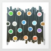 Chaord #1 Art Print