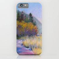 iPhone & iPod Case featuring Crossing Shadows by Jeannette Stutzman