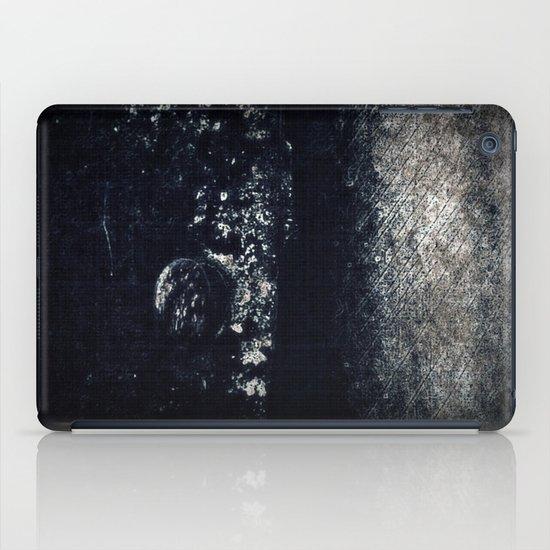 The old vest iPad Case