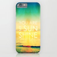 You Are My Sunshine - Fo… iPhone 6 Slim Case
