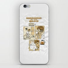 Morning of the Dead iPhone & iPod Skin