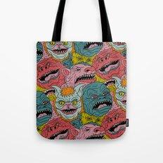 GhoulieBall Tote Bag