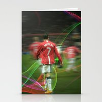 Ronaldo Remix Stationery Cards