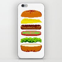 Cheeseburger iPhone & iPod Skin
