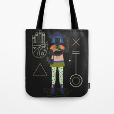Witch Series: Palm Reade… Tote Bag