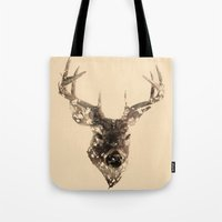 Cervus (Classic Version) Tote Bag
