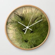 A Spirit Wall Clock