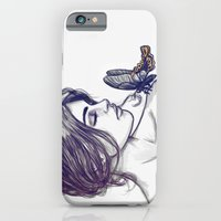If Thou Must Love Me iPhone 6 Slim Case