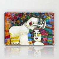 MADONE (hommage to Klimt) Laptop & iPad Skin