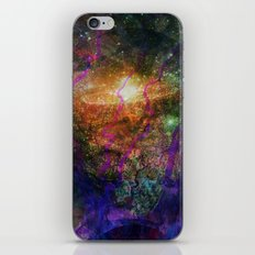 Inner Space 1 iPhone & iPod Skin