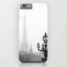Veiled Eiffel Tower iPhone 6 Slim Case