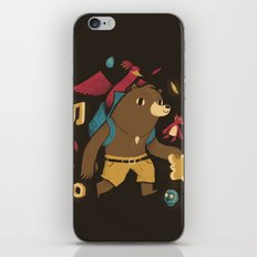 The Collectors iPhone & iPod Skin