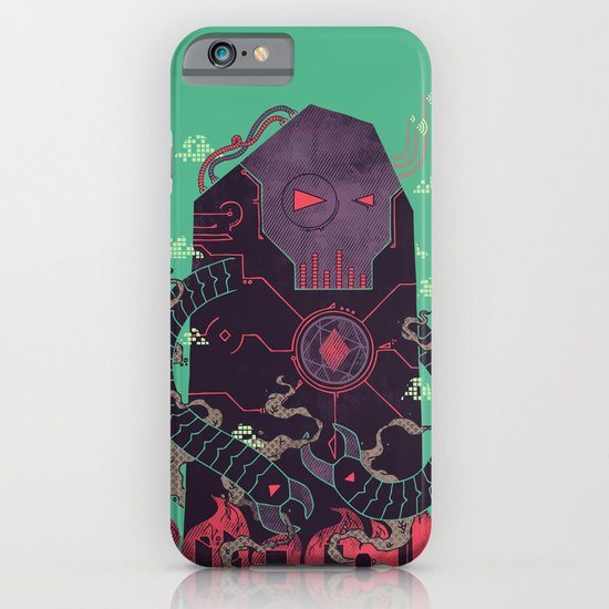 Operate, Annihilate iPhone & iPod Case
