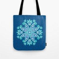 Ornamental mandala Tote Bag