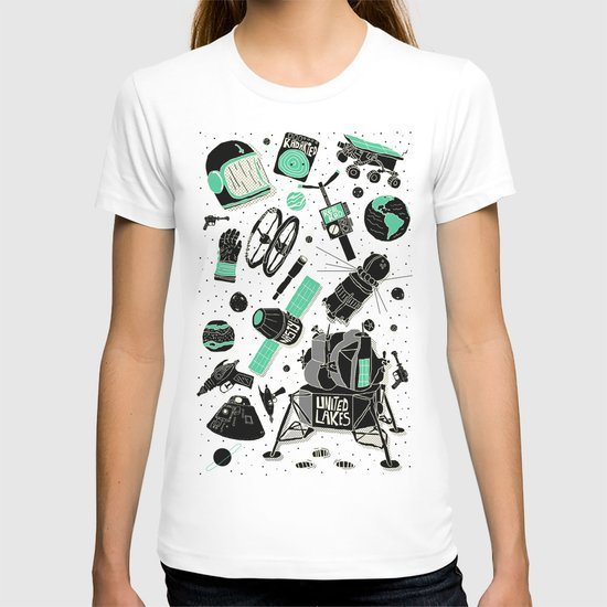 Space Funk T-shirt